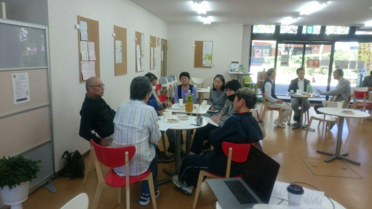 伏尾台創生会議ー1回目開催の報告と2回目開催のお知らせー